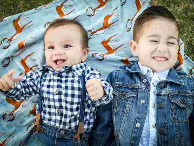 Kiabi, Okaïdi, H&M... Les enseignes préférées des Français pour habiller leurs enfants