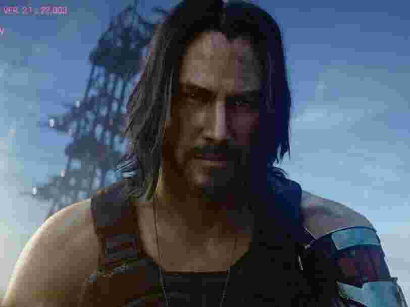 Le développeur de 'Cyberpunk 2077' explique pourquoi le jeu est rempli de sextoys