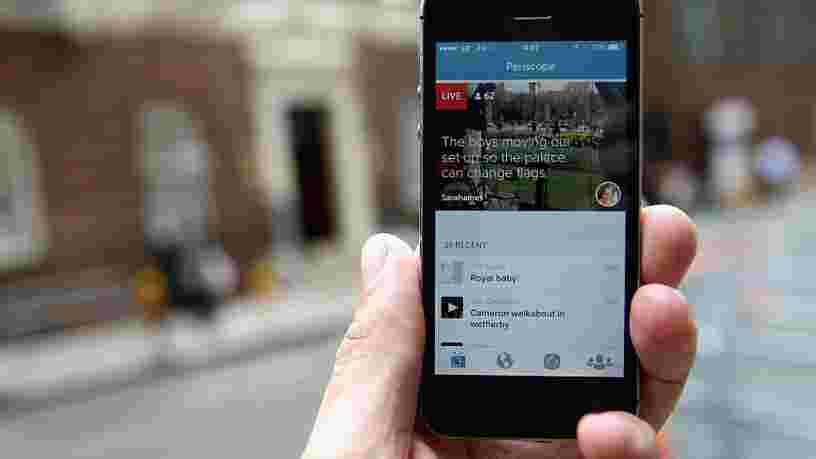 Twitter va fermer l'application Periscope en mars 2021