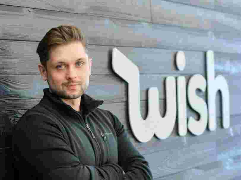 Wish pourrait atteindre une valeur de 17 Mds$ lors de son introduction en Bourse