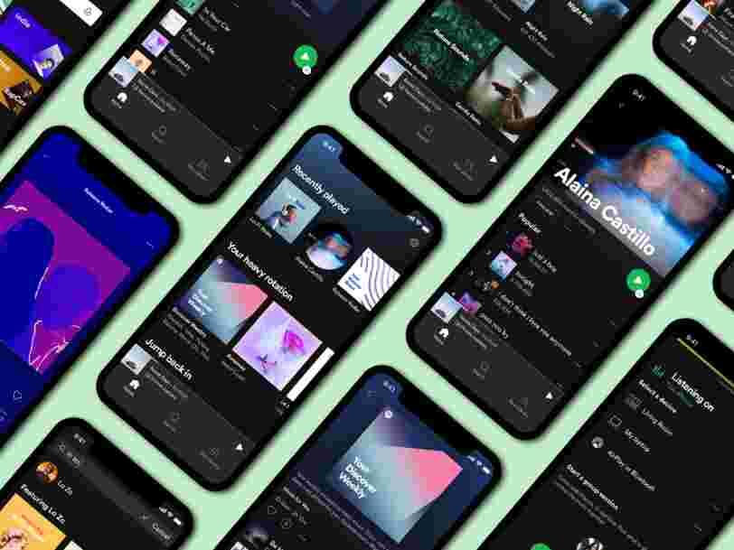 Spotify était (encore) en panne dans le monde entier et affichait 'pas de connexion Internet'