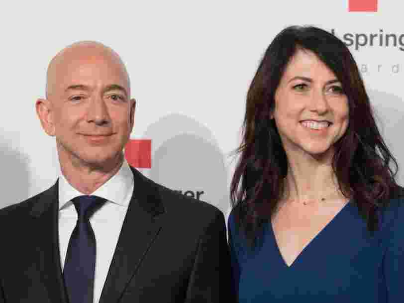 L'ex-femme de Jeff Bezos, MacKenzie Scott, a effectué 4 Mds$ de dons