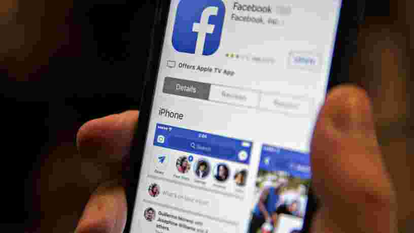 Facebook déclare la guerre à Apple sur les données personnelles