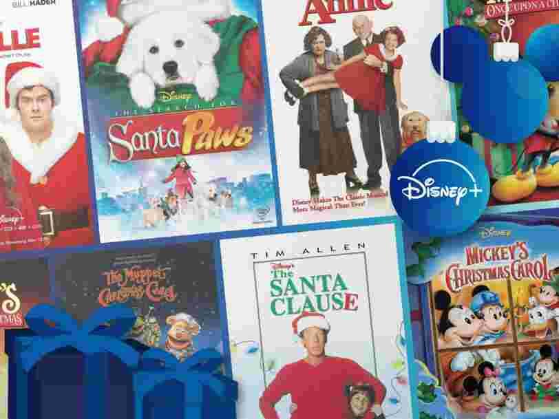 Les 15 meilleurs films de Noël à voir sur Disney+