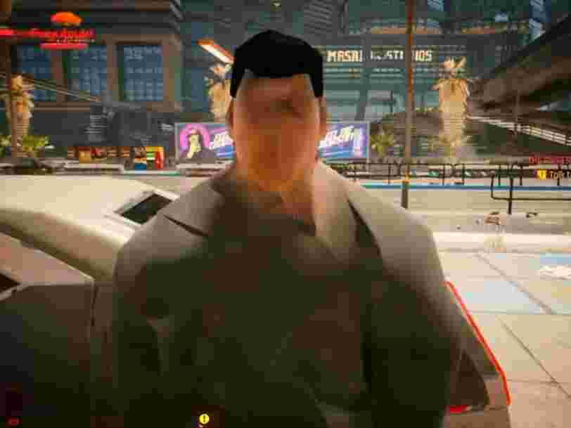 Sony retire 'Cyberpunk 2077' de son PlayStation Store