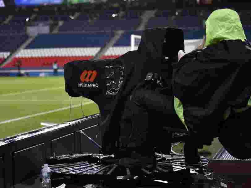 La justice valide le retrait de Mediapro, qui va cesser de diffuser la Ligue 1 et la Ligue 2