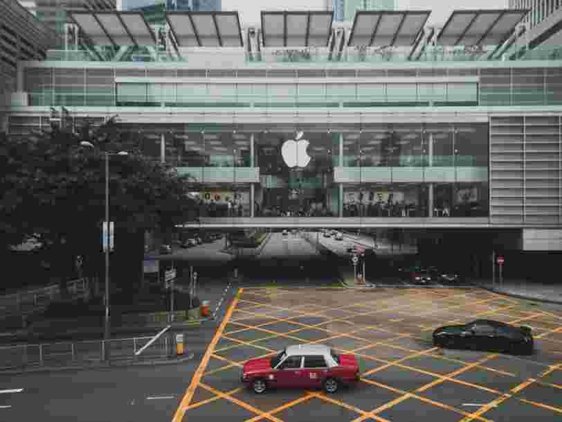 Apple pourrait produire des voitures électriques à partir de 2024