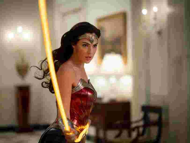 'Wonder Woman 1984' fait un flop au box office chinois avant sa sortie sur HBO Max
