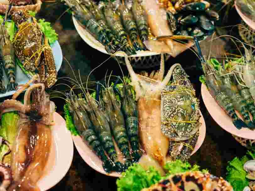 Vers une pénurie de produits de la mer en supermarché avant les fêtes ?