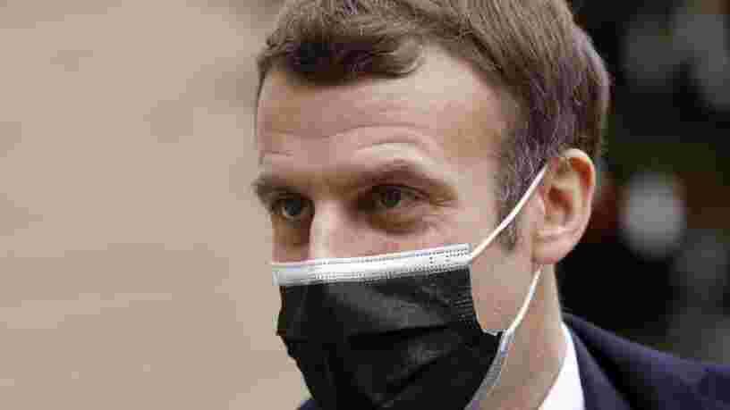 Emmanuel Macron n'a plus de symptômes du Covid-19 et n'est plus à l'isolement