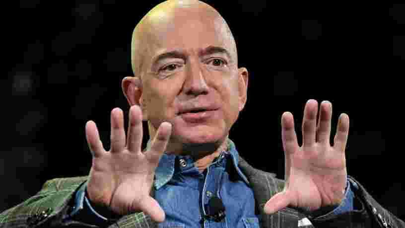 Amazon a engagé un lobbyiste dont le frère est conseiller de Joe Biden juste après l'élection présidentielle
