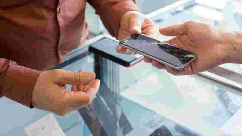 Les smartphones et ordinateurs devront afficher un 'indice de réparabilité' en 2021