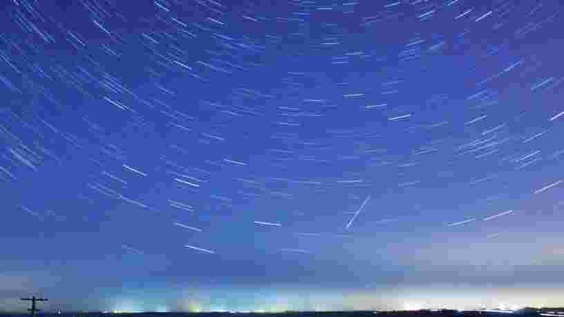 Voici comment observer les étoiles filantes des Quadrantides ce dimanche 3 janvier