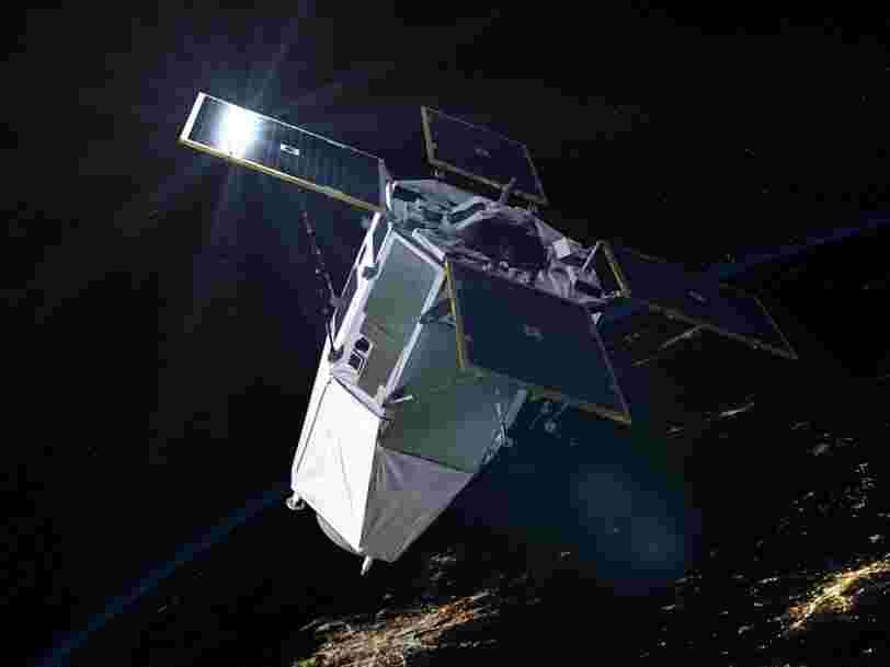 La France lance avec succès un deuxième satellite d'observation militaire