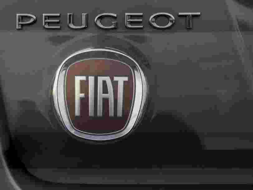 Avec la fusion de Peugeot et Fiat, Stellantis devient le quatrième groupe automobile mondial