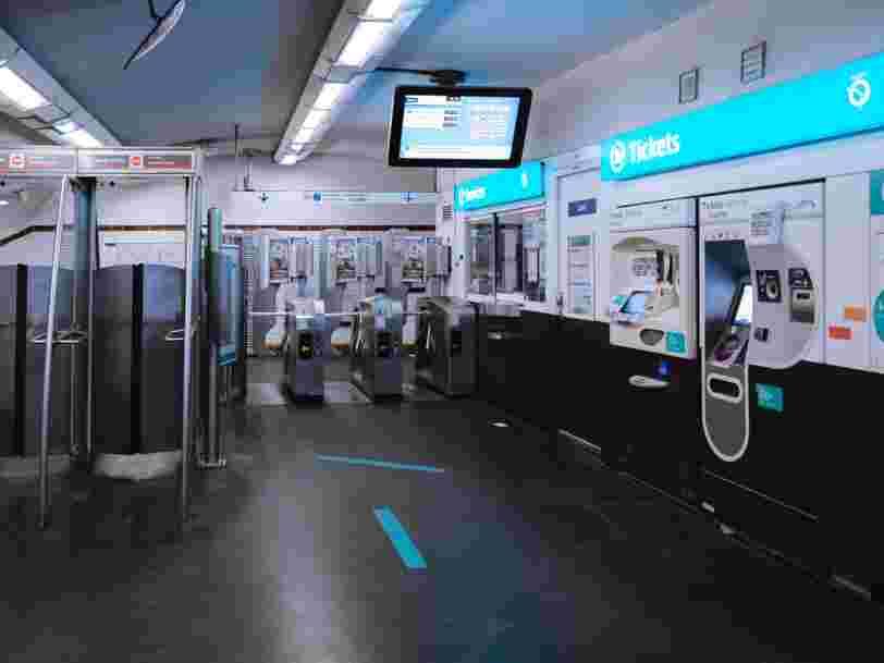Les Franciliens pourront recharger leur Navigo et acheter des tickets de métro sur iPhone dès le 20 janvier
