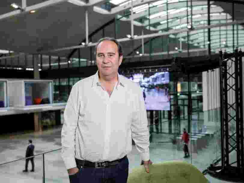 Le réseau 5G devrait être disponible à Paris 'avant fin février' selon Xavier Niel