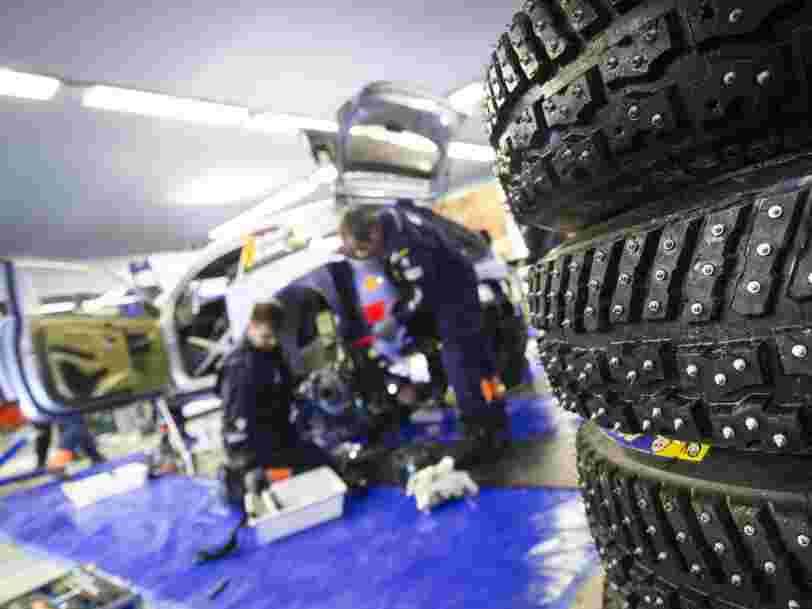 Michelin prévoit jusqu'à 2 300 suppressions de postes pour devenir plus compétitif