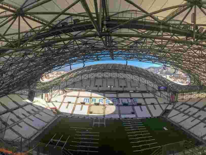 L'Olympique de Marseille met le stade Vélodrome à disposition pour la campagne de vaccination