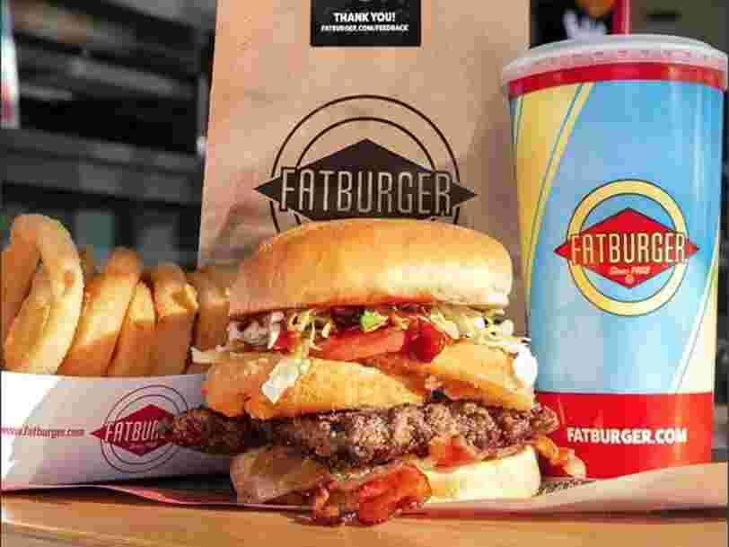 Fatburger, la chaîne de fast-food américaine aux burgers à 2 000 calories, arrive en France