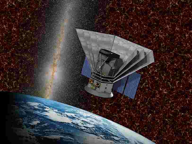 La Nasa valide la construction du télescope spatial SPHEREx, chargé d'élucider l'origine de l'univers