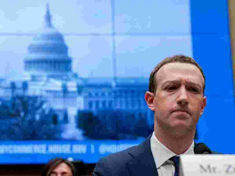 Facebook a censuré les discussions de ses employés sur l'opportunité de bannir Donald Trump du réseau alors qu'il incitait à l'insurrection