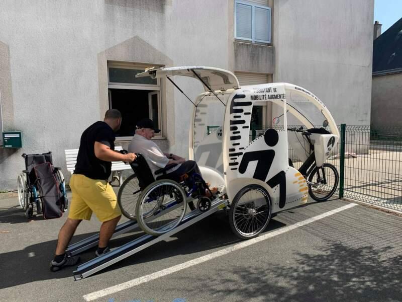 """""""Viavelo"""" pour favoriser la mobilité de tous"""