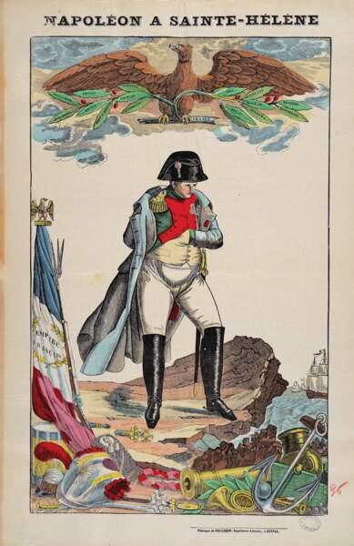 Napoléon et l'aigle