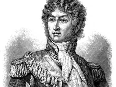 Cinq grands maréchaux des armées de Napoléon