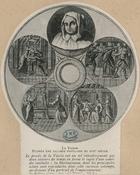La Voisin en 1680
