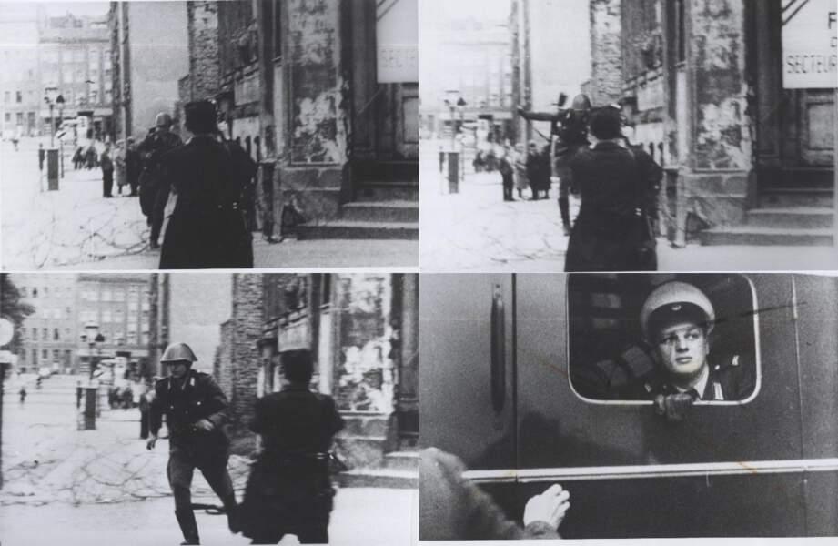 15 août 1961 : Conrad fait le saut de l'ange