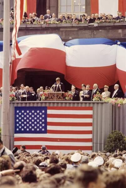 26 juin 1963 : Kennedy trouve les mots justes