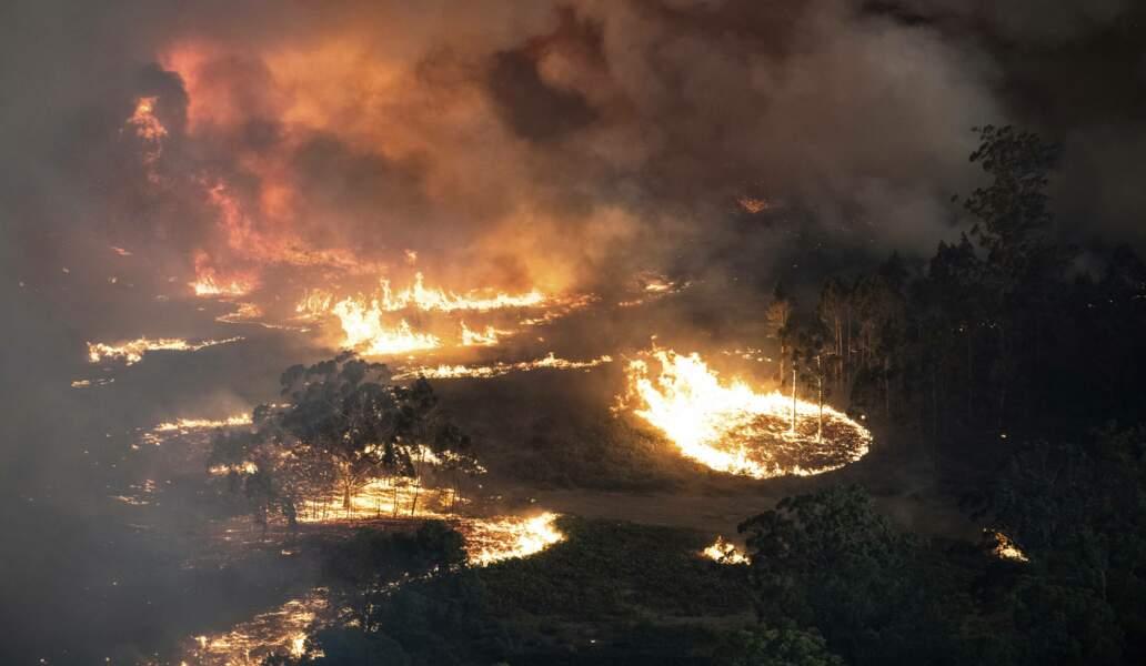 L'Etat de Victoria est en feu
