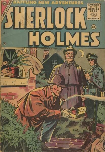 Sherlock, médecin comme Watson