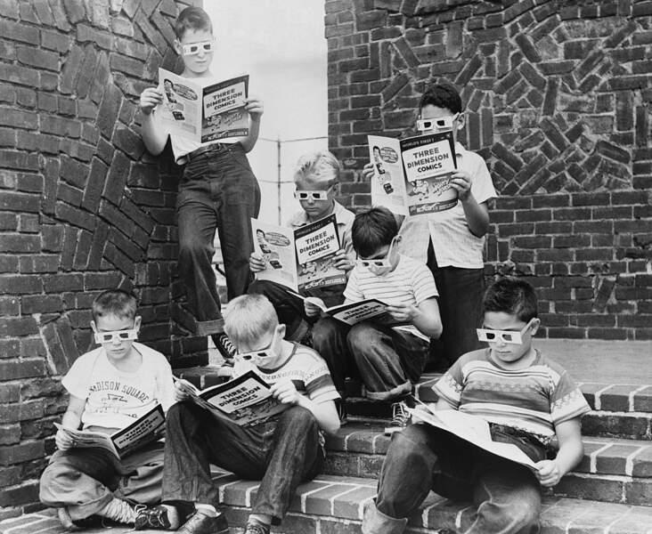 Le bande dessinée représente 16% de l'industrie du livre