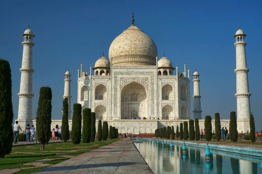 Le Taj Mahal : un palais qui n'excuse pas tout