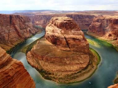 Ces canyons creusés par la nature