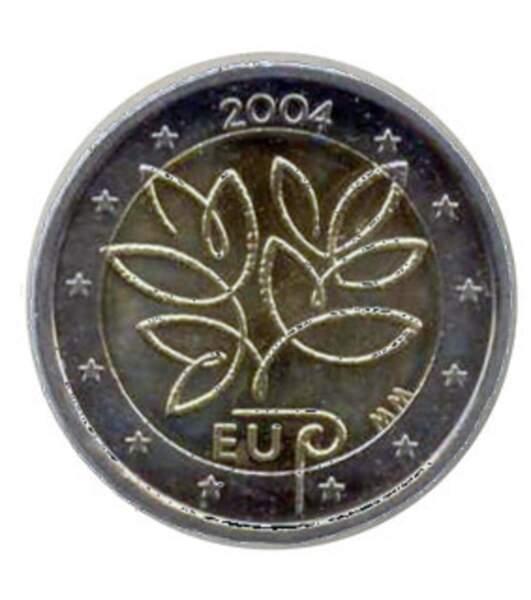 Les deux euros de Finlande
