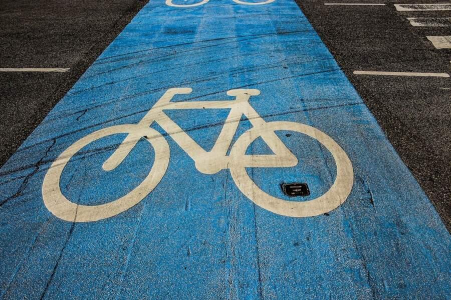Des pistes cyclables sécurisées
