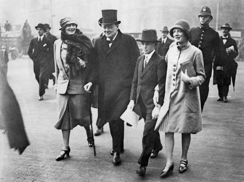Clementine Spencer épouse de Winston Churchill