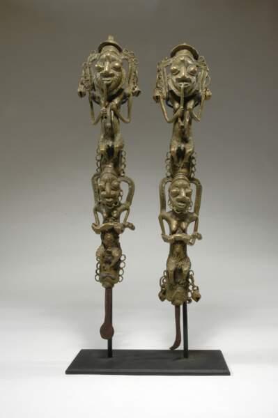 Statuettes figuratives pour la société Ògbóni