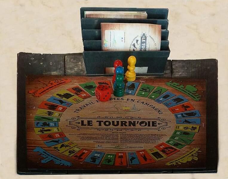 Le jeu de l'oie, l'un des plus anciens commercialisés en France