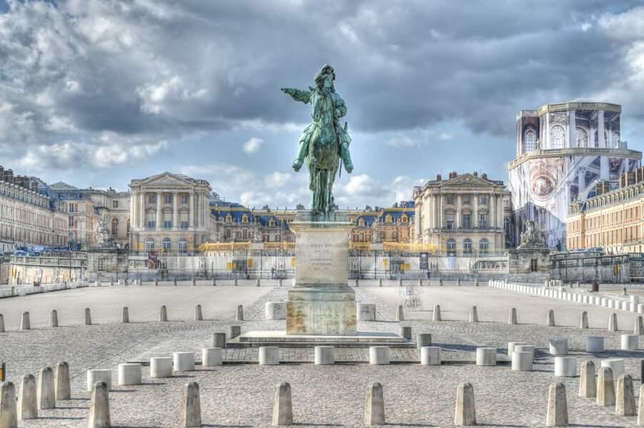 Le Château de Versailles, comme vous ne l'avez jamais vu