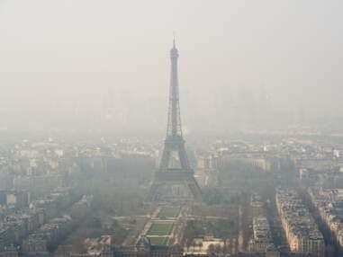 Confinement : un avant/après de la pollution à Paris