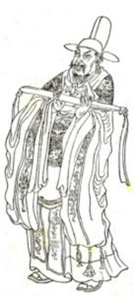 Le général Zhang Xun est une sacrée flèche
