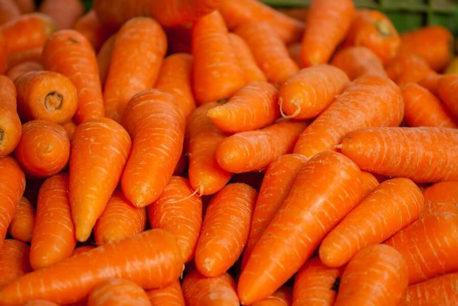 Les carottes...