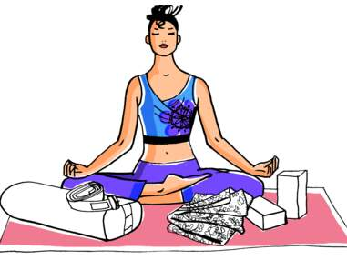 Yin yoga : les postures pour se relaxer