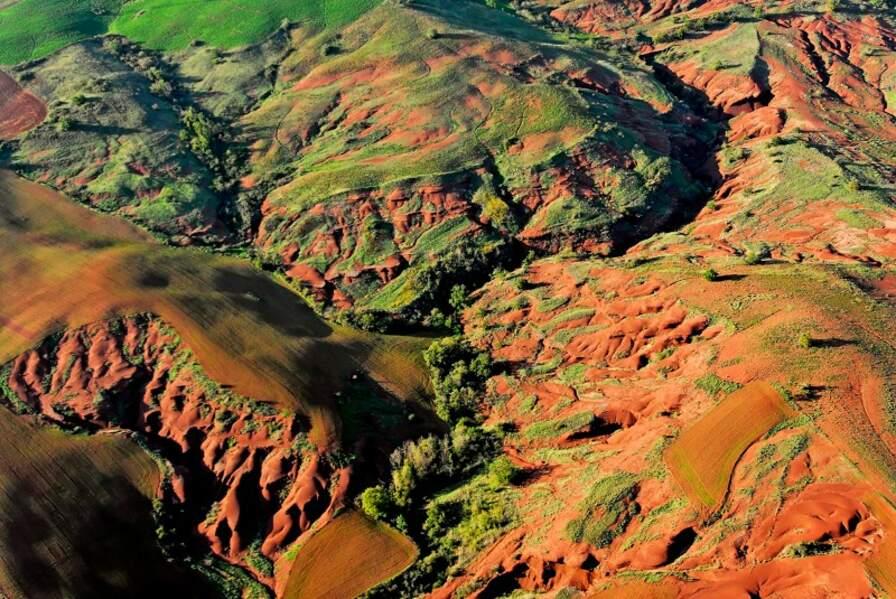 Le Parc naturel régional des Grands Causses, Aveyron
