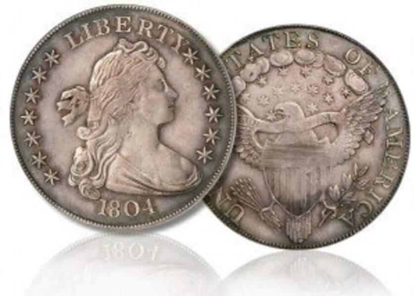 Silver Dollar (1804)