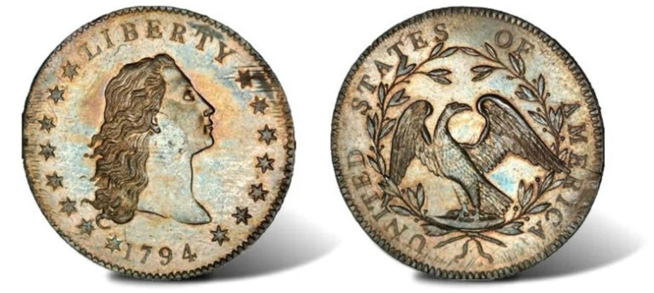 Silver Dollar (1794)